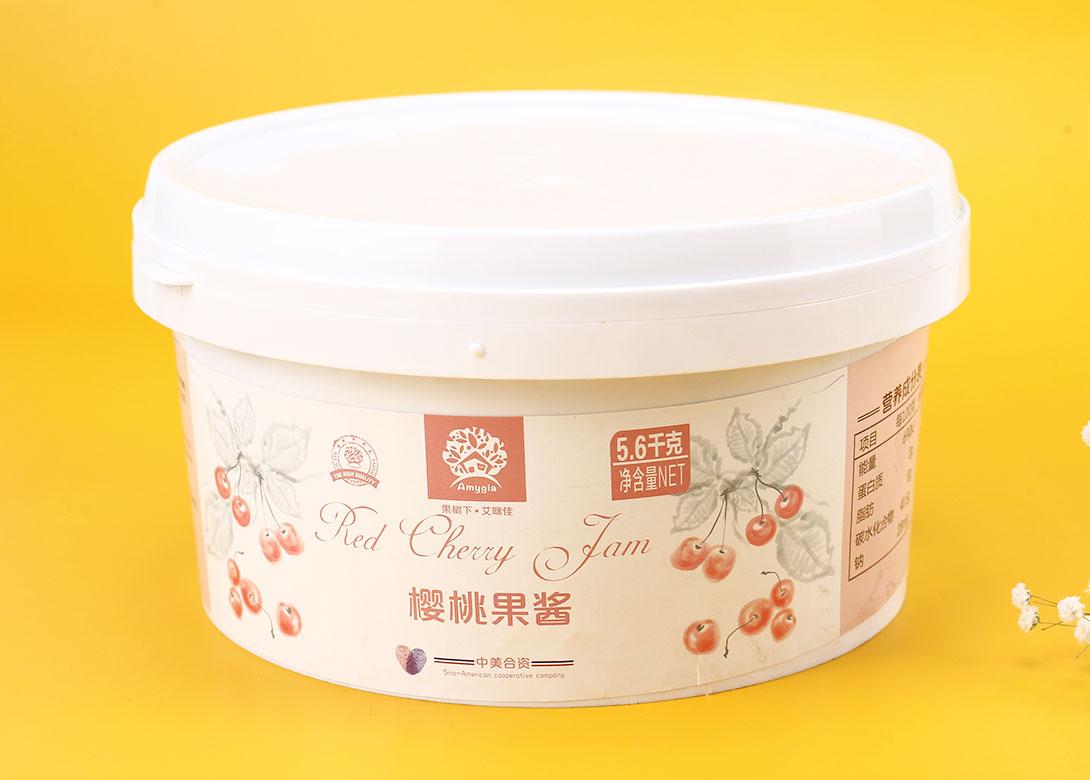 樱桃果酱5.6kg
