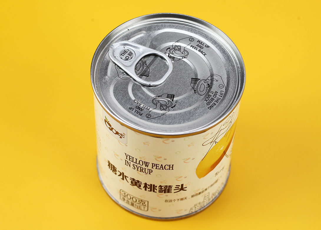 烟台罐头厂提醒消费者在购买和食用水果罐头要注意什么