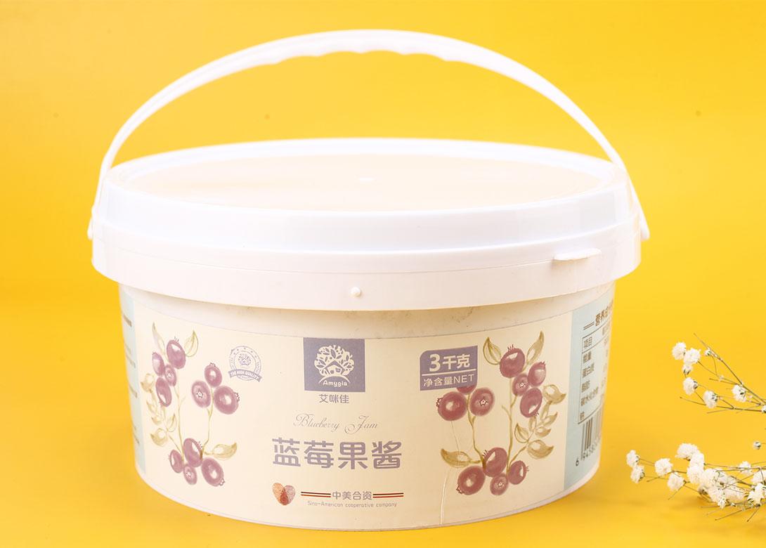 蓝莓果酱3kg